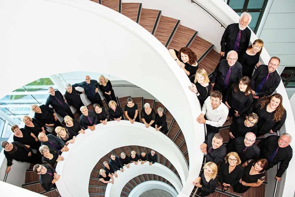 Cardiff Polyphonic Choir Singers